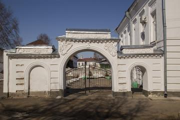 Устюг ворота