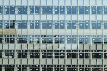 Glazed buildings