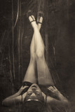 sensual woman of the 30s poster