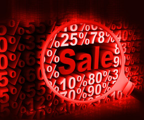 Searching sale discounts .