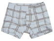 Male underwear isolated on white background. - 75782400