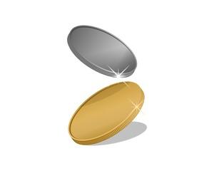 coin logo template