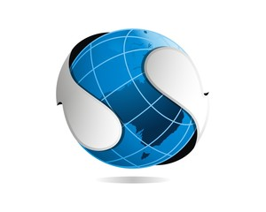 Sphere S Letter v.3