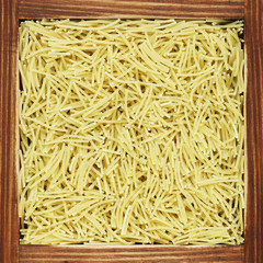 Pasta, collection of products