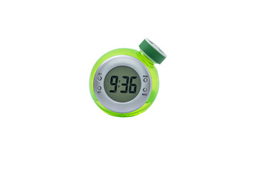 Eco Clock Watch front View Without Battery in White Background