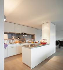nice apartment, kitchen view