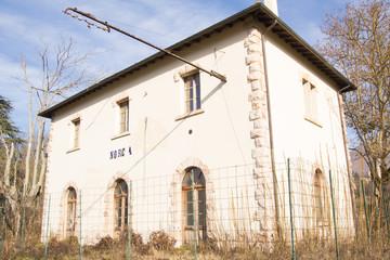 Antica ferrovia abbandonata Spoleto - Norcia