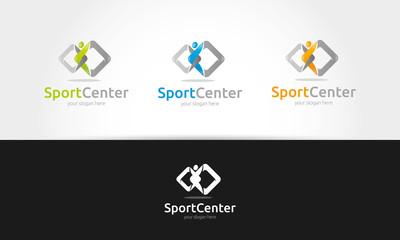 Sport Center Logo