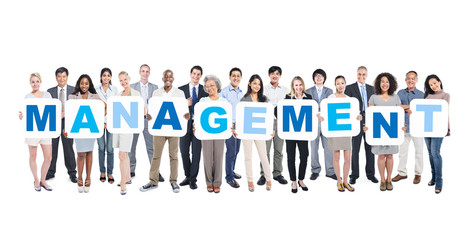 Management Business People Team Teamwork Success Concept