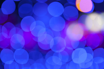 Glitter light background
