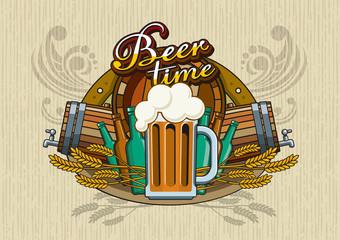 Beer theme