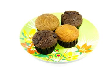 Frisch Gebackene Muffins