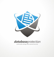 Data protection symbol concept