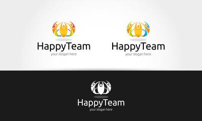 Happy Team Logo