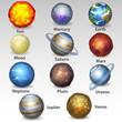 Planet set - 75795039