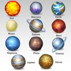 Planet set