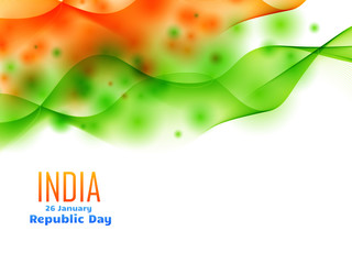 indian republic day design celebrated on 26 january made with wa