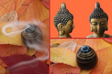 Bouddhisme  -  Lieu de culte