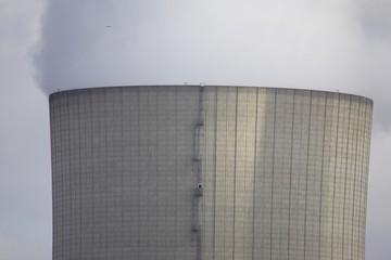 Kühlturm im Detail