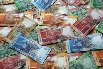 Südafrikanische Währung