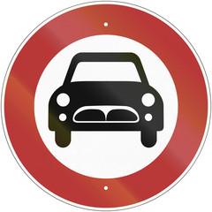 No Cars 1964