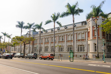 National Museum of Taiwanese Literature in Tainan, Taiwan