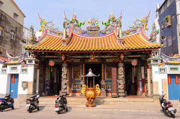 City God Temple of Tainan, Taiwan