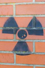 Atomkraft-Zeichen