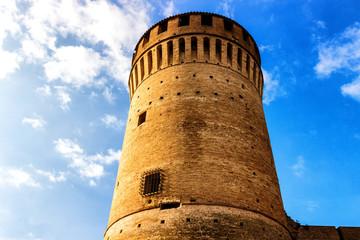 Venetians medieval  Fortress in Brisighella