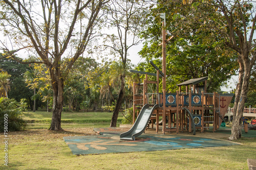Outdoor playground - 75803050