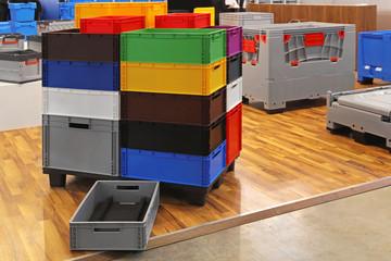 Color crates