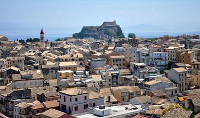 town of Corfu, Greece, Europe