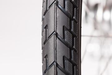 Fahrradreifen im Detail