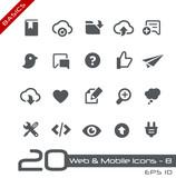 Web & Mobile Icons-8 -- Basics