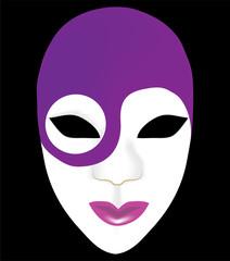 carnivale mask