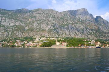 Черногория, окрестности Боко-Которской бухты