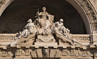 Palazzo di Giustizia sede della Corte di Cassazione, Roma