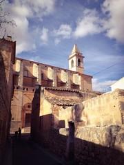 Kirche Sant Andreu in Santanyi