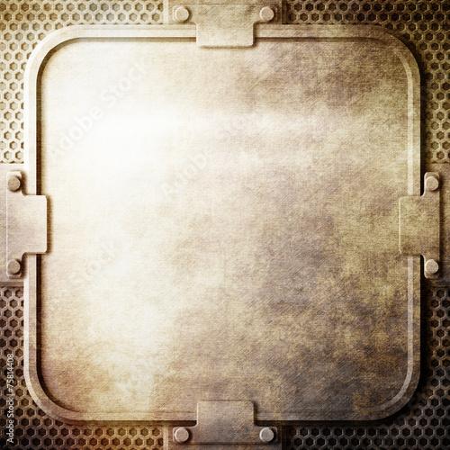 Metal construction - 75814408