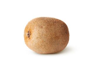 Single Of Juicy Kiwi Fruit