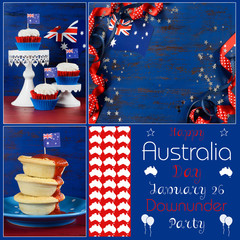 Happy Australia Day deisgner pack collage
