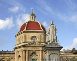 Church of St. Joseph in Santa Venera. Malta