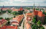 old Wroclaw cityscape, Poland - 75815616