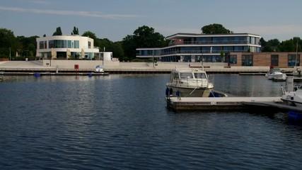 Senftenberg Hafen vid 04