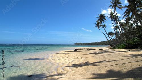 Leinwanddruck Bild Fiji