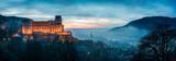 Heidelberger Schloss im Nebel - 75819684