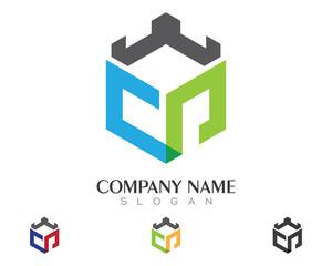 Castle P Logo 1