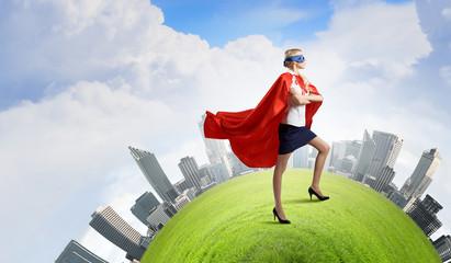 Feel yourself a hero!