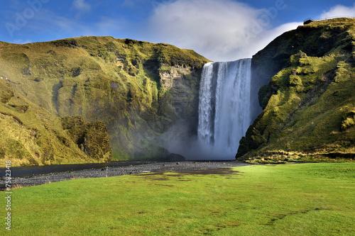 Skógafoss | Wasserfall in Island