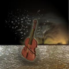 violino in strada